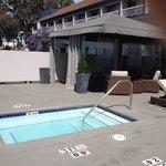 cozy pool area206410574