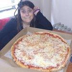 Pizza de Cranberry Cafe