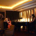 Bar com musica ao vivo
