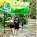 Dunn's River Falls: Finish Line