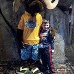 Meeting Monty Moose