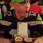 12th Man Beer Sampling in Ausin, TX