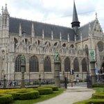 Stunning Notre-Dame du Sablon