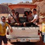il Tusoperator.it nel Wadi Rum