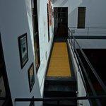 Pasillo del primer piso