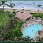 Pool at Outrigger Royal Kahana