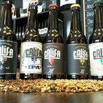 Muy recomendable visitar Califa, cervecería artesana... si no lo hacen, no saben lo que se pierd
