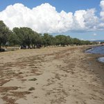 Beach of Skala Kalloni
