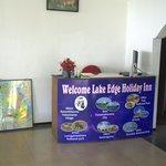 Lake Edge Holiday Inn
