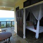Sea View Room mit eigenem Balkon