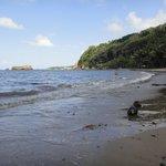 Ein Strand, fast für sich allein!