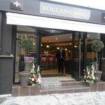 Volcano bar lounge