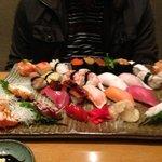 Restaurante japonês: muito bom!