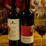 Two wines offered as an answer to my Portuguese wine question