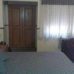 Habitación matrimonial 360 pesos el día (mayo 2014)