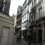 Rue Saint-Romain