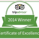 I am very proud to lead our staff and to be recognized by our guests.