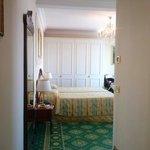 Classic room, fair size