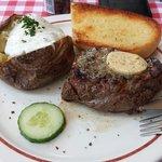 American Tenderloin Steak