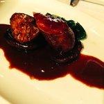 Tender sirloin steak