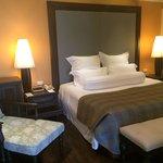 Bedroom - one bedroom suite