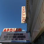 Apollo Theater.  Nice stop to see the Harlem neighborhood.