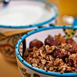 Homemade Yogurt & Granola