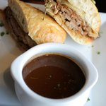 French Dip is a lunch favorite