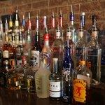 Extensive Liquor Selection
