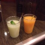 47 dollars for these 2 drinks at the pool bar I was in to much shock to refuse to pay I would te