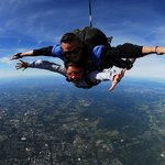 This is me skydiving