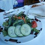 Green Salad (Ahwahnee Dining Room)