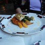 Haddock Entre (Ahwahnee Dining Room)