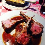 Lamb and potatoes gratin