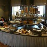Café da manhã - Detalhe do Buffet