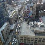 45th Street, vista do apartamnento