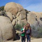 Some of the jumbo rocks