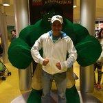 Hulk em LEGO