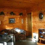 Blue Heron Living Room