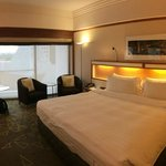 Very spacious Deluxe room