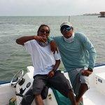 Darrel & David GoFish Belize