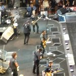 Bruce Springsteen & ESB from section 119