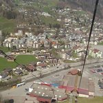 View from the top of Engelberg