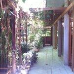 wooden villa in hội an