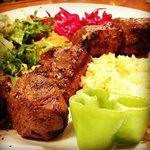 Tenderloin Kebab