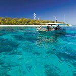 Glass Bottom Boat/Snorkel Tour (Included in price)