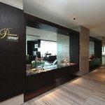 Piano Lounge's Entrance
