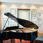 Yamaha Baby Grand Piano @ Piano Lounge