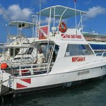 The Only vessel in Aruba you need!