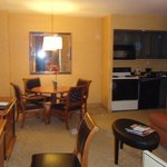 a view of dining and Kitchenette